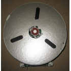 Индукционная катушка с бустер d160 KCT 6100 FI W