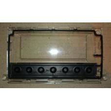 Купить запчасть для бытовой техники Kaiser -  Защитный экран платы индикации W34110, W34112, W36212, W36216, WT36310, W