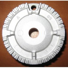 Купить запчасть для бытовой техники Kaiser -  головка горелки средняя KG6340ТURBO