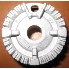 Купить запчасть для бытовой техники Kaiser -  головка горелки маленькая KG3351