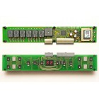 Плата сенсорная на КСТ607F (PBF4VQ242FT)